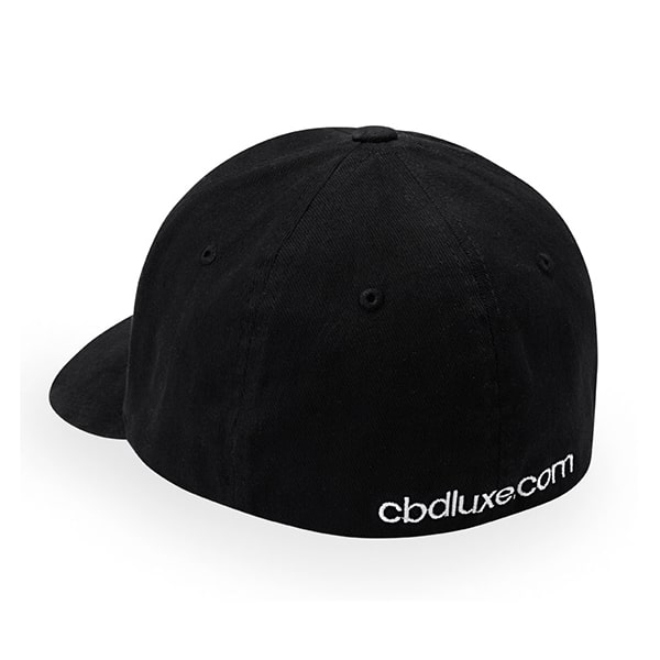 cbd luxe gear hat back
