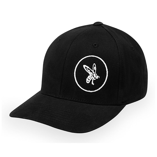 CBD LUXE fitted hat