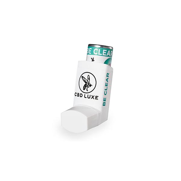 BE Clear - CBD Inhaler - Regular Flavor - 1100 mg