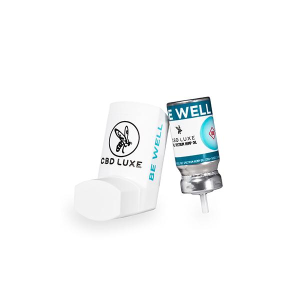 BE Well - CBD Inhaler Cartridge