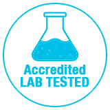 Accredited Lab Testing
