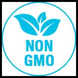 icons tag non gmo blue 160