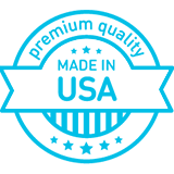 Made in USA - product tag