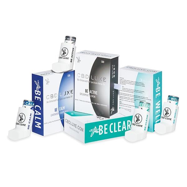CBD LUXE Inhalers